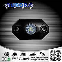Компактный Led модуль  ALO-Y-2-K  Сree 3*3W 9-36V  IP68/69K  600 Люмен, Ближний свет, фото 3