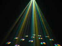 Дискотечный световый прибор со звуковой активацией Acme GBF Gobo Flower (234102)