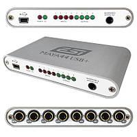 USB  аудиоинтерфейс Egosystems MAYA44 USB+ (525614)