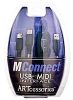 MIDI интерфейс ART M-Connect (256612)