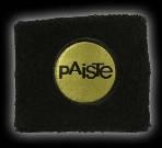 Атрибутика Paiste Wristband Black/Gold (255477)