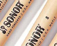 Деревянная палочка Sonor Z 5642 Drum Sticks Hickory ROCK (254071)