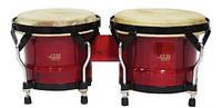 "Перкуссия DB Percussion BOBBS-500, 6.5"" & 7.5"" Wine Red (256595)"