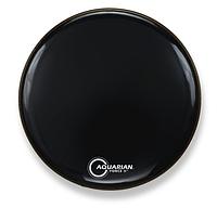 Пластик для бас барабана Aquarian FR22BK (281225)