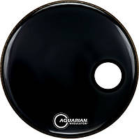 Пластик для бас барабана Aquarian RSM20BK (281234)