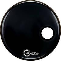 Пластик для бас барабана Aquarian RSM22BK (281235)