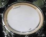 Пластик для малых барабанов Pearl BA-0113-PL-RF (254441)