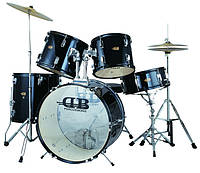 """Сценическая установка (большой барабан 22 """") DB Percussion DB52-41 Wine Red (256581)"""