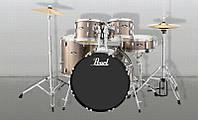 """Сценическая установка (большой барабан 20 """") Pearl RS-525SC/C707 (283161)"""
