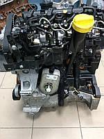 Двигун (без навесного) K9K636 Nissan, Renault 1.5 DCI , 10102-00Q2E, Nissan Qashqai (Ниссан Кашкай)