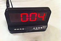 Часы электронные 3160 радио,Будильник-Приёмник Happy Sheep