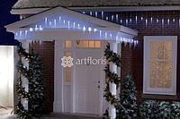 Иллюминация, продажа хвойных гирлянд, новогоднее оформление фасадов