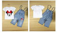 Детский летний костюм мини маус 2