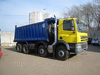 Аренда самосвала DAF 40 тонн в Днепропетровске