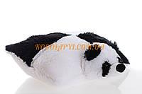 Мягкая игрушка подушка - панда 45 см