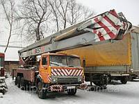 Аренда автовышки АКП-30 30 метров в Днепропетровске