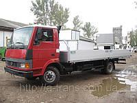Аренда бортовой машины ТАТА до 5 тонн в Днепропетровске