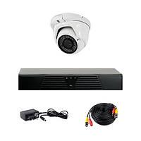 AHD комплекты видеонаблюдения CoVi Security HVK-1004 AHD PRO KIT