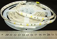 Світлодіодна стрічка тепло-біла 5050-30-IP64-WW-10-12