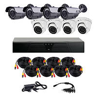 AHD комплекты видеонаблюдения CoVi Security HVK-4005 AHD PRO KIT