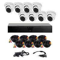 AHD комплекты видеонаблюдения CoVi Security HVK-4006 AHD PRO KIT