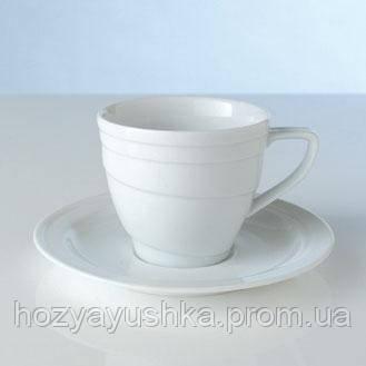 Чашка для чая с блюдцем Hotel (265 мл)