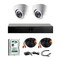AHD комплекты видеонаблюдения CoVi Security HVK-2003 AHD KIT