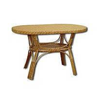 """Стол из лозы """"СЖ-8"""", Плетеная мебель"""