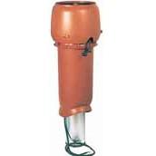 Кровельный Вентилятор Vilpe E190 P для вентиляции помещений бытового назначения