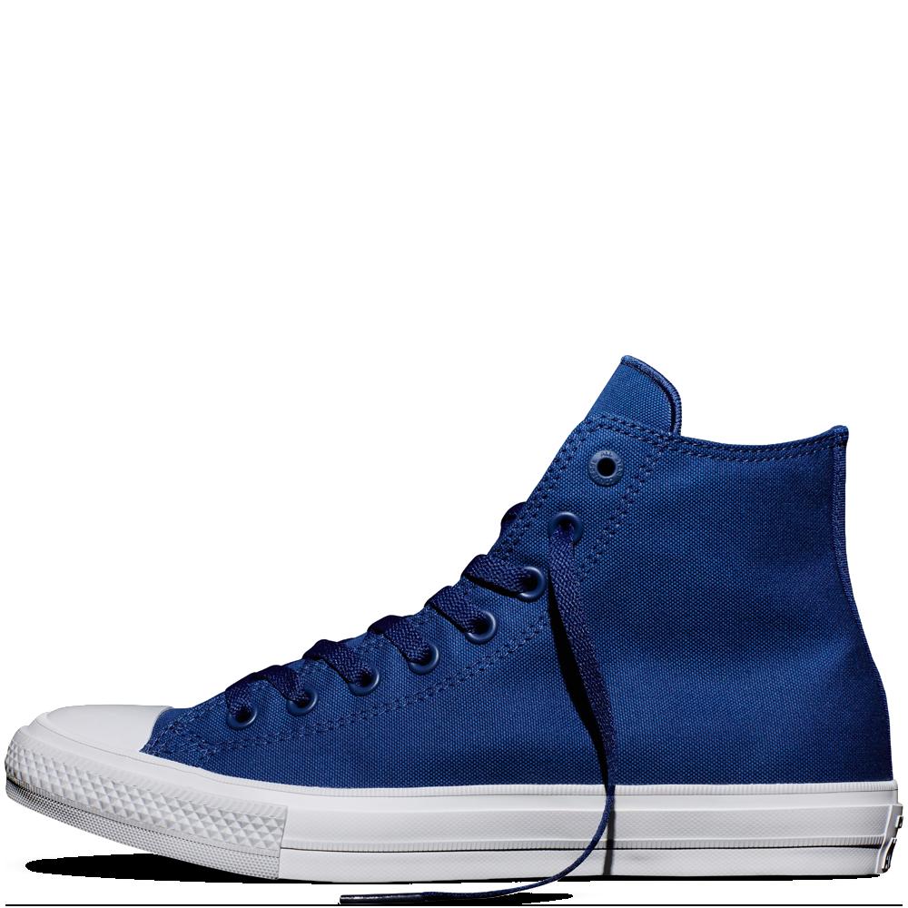 33d556f7793c Оригинальные кеды Converse All Star Chuck Taylor II, Sodalite Blue , фото 2  ...