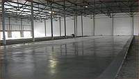 Промышленные полы с утеплителем для холодильных камер, овощехранилищ