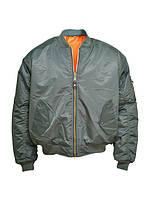 Текстильная куртка-бомбер МА-1