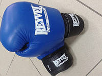 Боксерские перчатки REYVEL 12oz, ФБУ, кожа