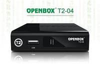 Эфирный Т2 ресивер Openbox T2-04