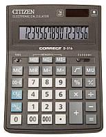 Citizen Correct D-316 калькулятор настольный