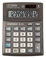 Citizen Correct SD-212 калькулятор настольный