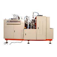 Машина для производства бумажных стаканов из картона с односторонней ламинацией WL-H12
