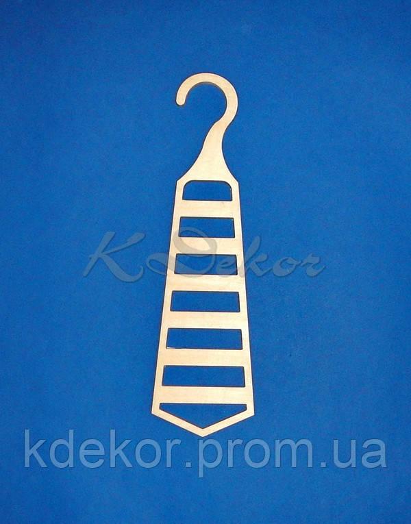 Тремпель для галстуков заготовка для декора