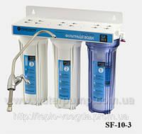 Очистка питьевой воды Фильтр для очистки воды проточный фильтр SF-3