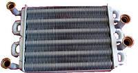 Запчасти к котлам Теплообменник битермический Ferroli Domiproject С 24 - 39820060