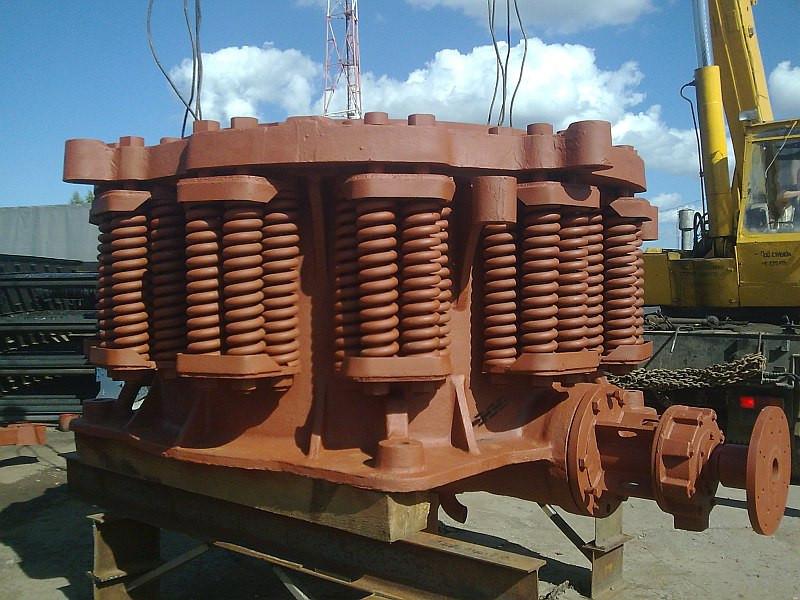 Дробильная установка ксд-600 выпускаемая продукция дробилка для щебня бу в россие