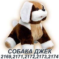 Мягкая игрушка Пес Джек (43см)