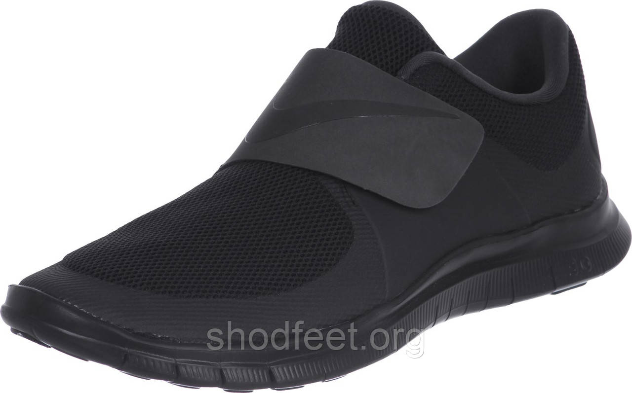 Мужские кроссовки Nike Free Socfly Triple Black