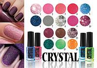 Новинка! Лаки Crystal от Jerden в продаже.