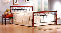 Двуспальная кровать Halmar VERONICA 180