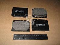 Колодки тормозные ВАЗ 2101 передние (комплект 4шт.) (АвтоВАЗ). 21010-350180082