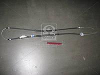 Трос ручного тормоза ВАЗ 21230 задний (ДААЗ). 21230-350818000