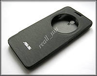 Черный чехол View Flip Cover для смартфона Asus ZenFone Go ZC500TG, фото 1