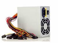 Блок питания 400W LogicPower (ATX-400 OEM) (OEM, Стандарт - ATX, КПД 80%, охлаждение - 1x80 mm, пассивный PFC