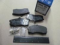 Колодки тормозные дисковые ОКА ВАЗ-1111 (Dafmi). Д131СМ